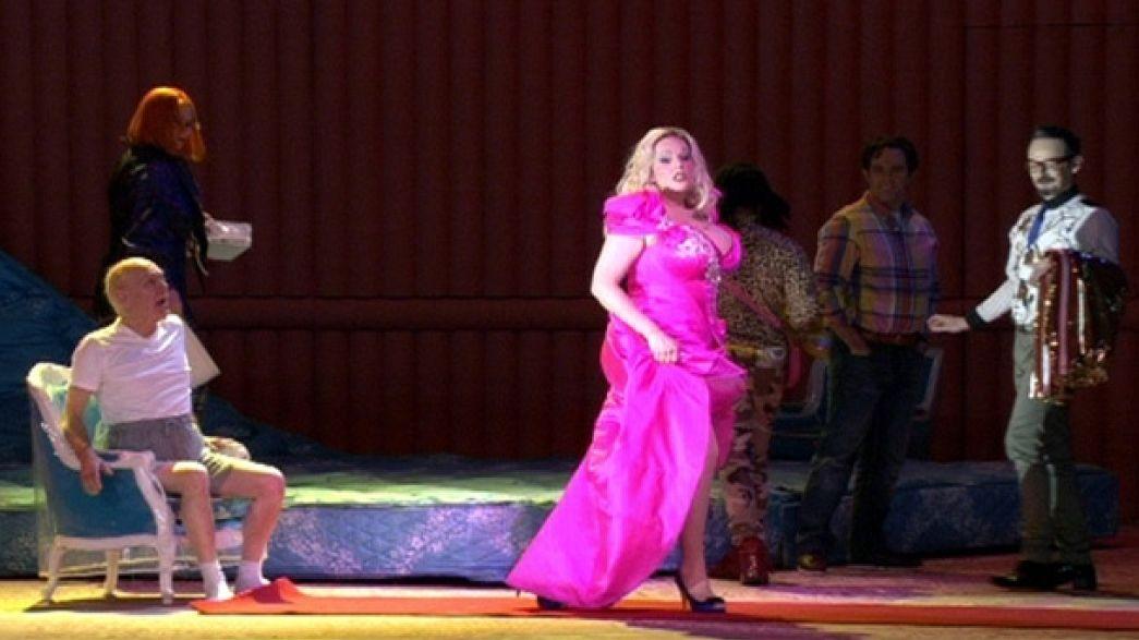 Anna Nicole Smith, musa de la ópera