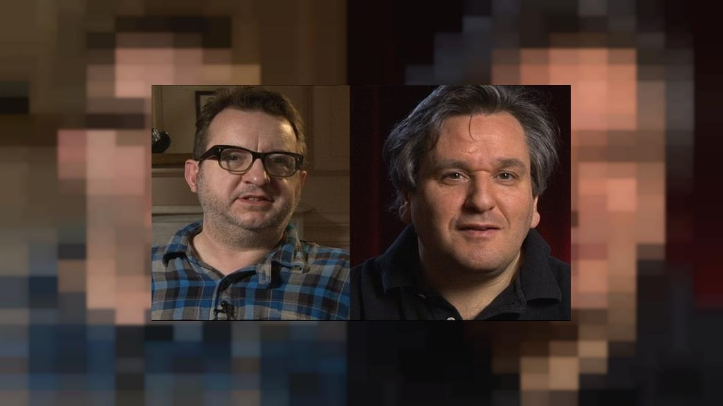 Bonus: Mark-Anthony Turnage e Antonio Pappano