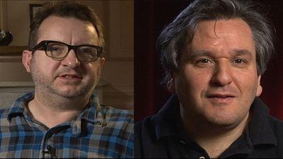 Bonus: Mark-Anthony Turnage & Antonio Pappano