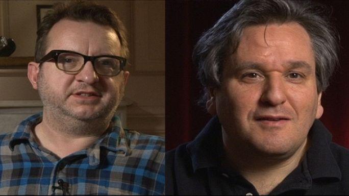مارك أنتوني تورناج و أنتونيو بابانو
