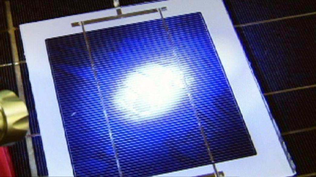Des cellules photovoltaïques plus efficaces