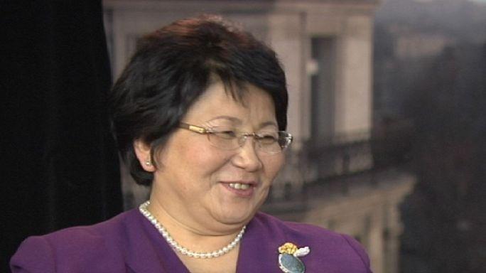 Otunbayeva'nın Kırgızistan vizyonu