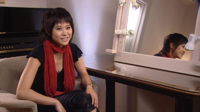 Бонус:Юя Ванг