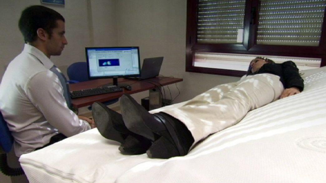 Des lits médicalisés intelligents
