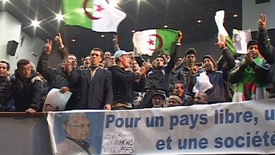 Arrabbiata, ma lontana dalla rivoluzione. Il caso Algeria