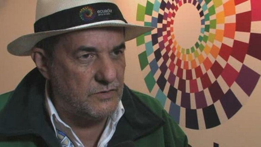 Freddy Ehlers – Ecuador