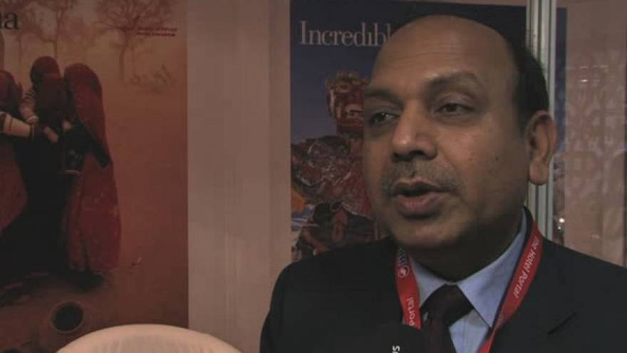 Anand Kumar - India