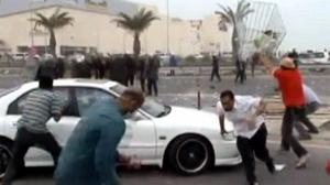Violent clashes in Bahrain
