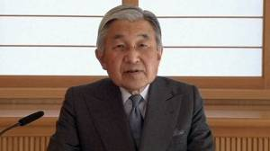Japan's Emperor makes unprecedented address