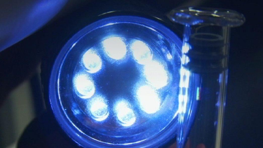 Lasermarkiersystem gegen Fälschungen