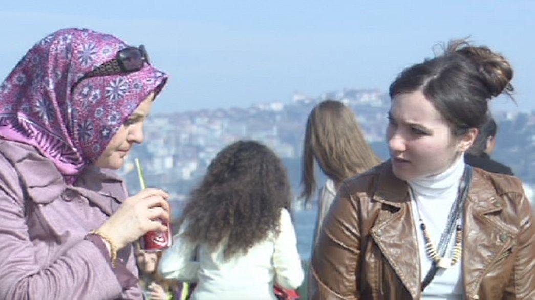 تركيا.. بلد ذو أغلبية مسلمة. يدار ضمن نظام ديموقراطي علماني.
