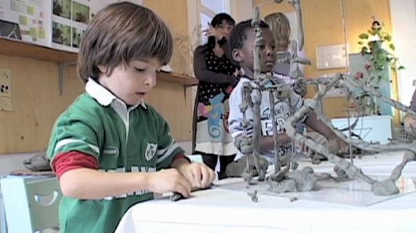 Escolas com métodos de ensino alternativos
