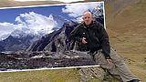 L'alpinista Simon Yates
