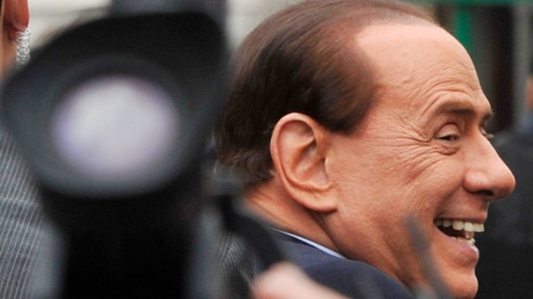 Berlusconi unter Beschuss