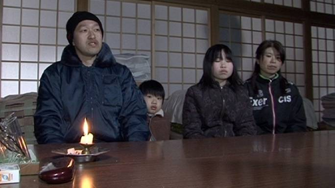 Deprem ve tsunami dehşetinden kurtulanlar