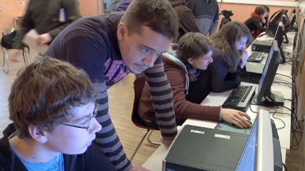 El mundo virtual en las aulas