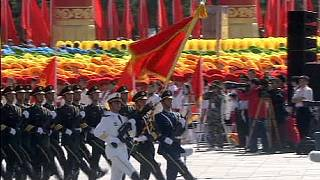 China's military 'opening up'
