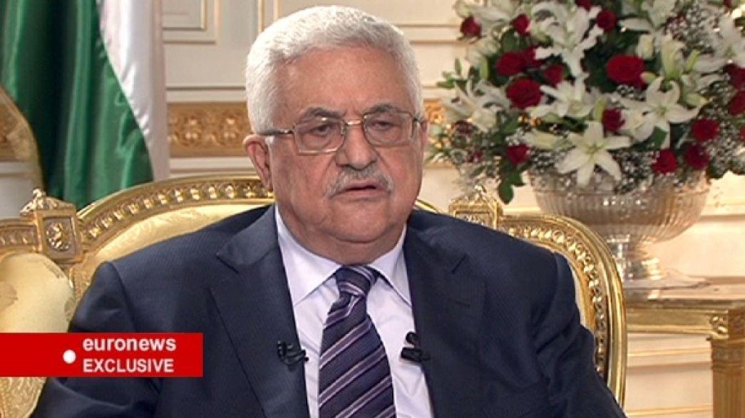 """EXCLUSIVO - Abbas: """"Pediremos o reconhecimento de um Estado palestiniano na ONU em setembro"""""""
