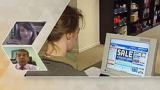ما هي حقوق الحرفاء الذين يقتنون بضائع على شبكة الانترنت؟