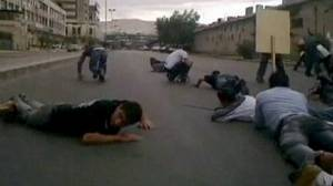 Bloody crackdown on Syrian protesters continues