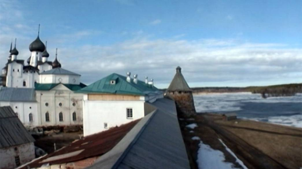 Russia's Solovki: reclaiming a sacred past