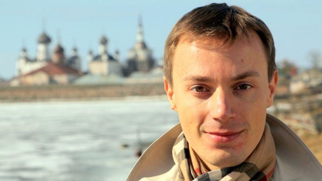 Traveller's diary in Solovki