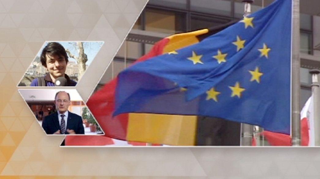 Что стоит за европейскими символами?