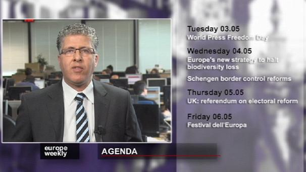 Europe Weekly: Chernobyl and Schengen