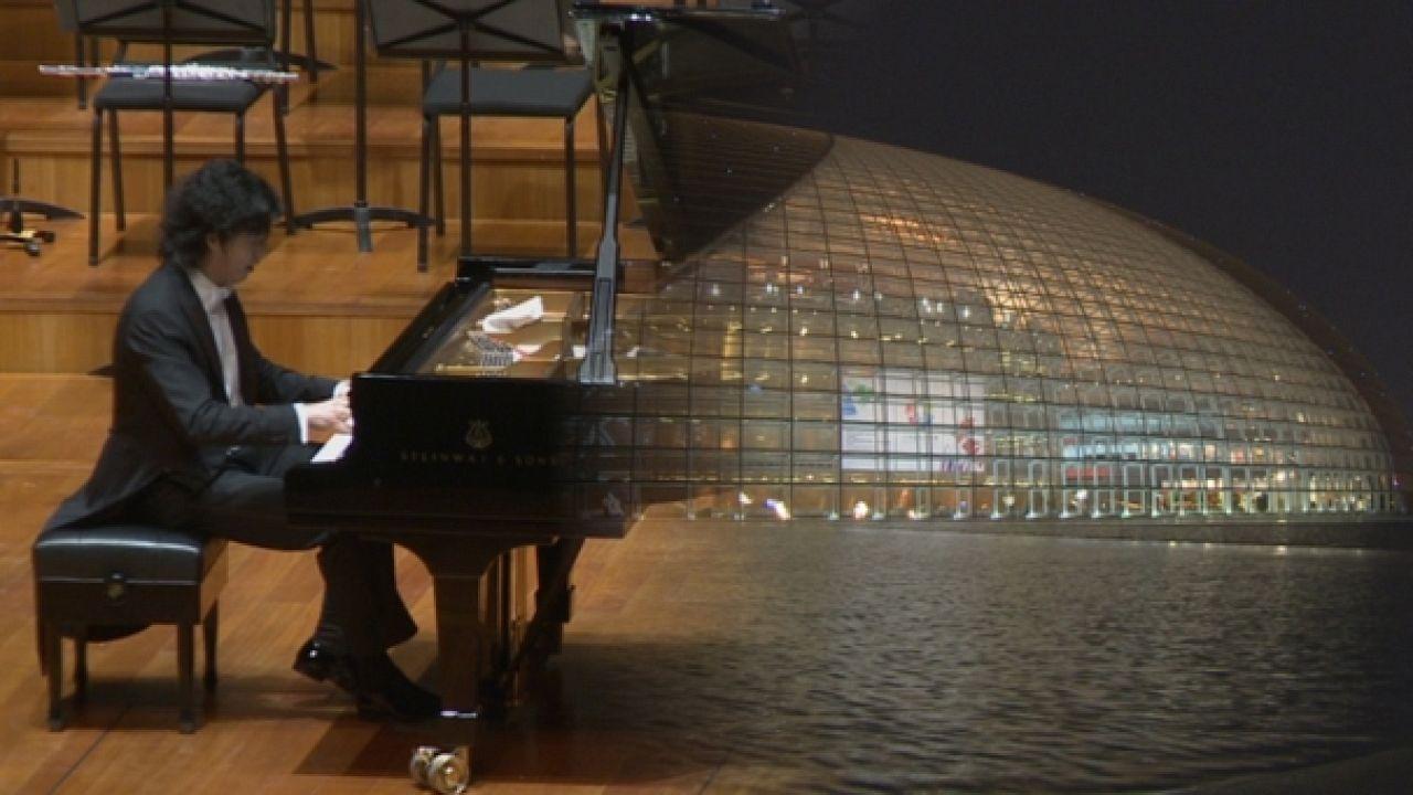 Çinli piyanist Yundi Li Pekin'de sahneye çıkıyor