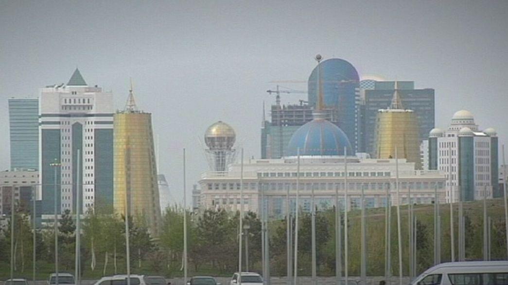 المؤتمر الاقتصادي في أستانا يناقش سبل اصلاح النظام المالي العالمي