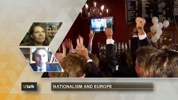 """""""Avrupalı"""" kimliği milliyetçilik karşısında çözülüyor mu?"""