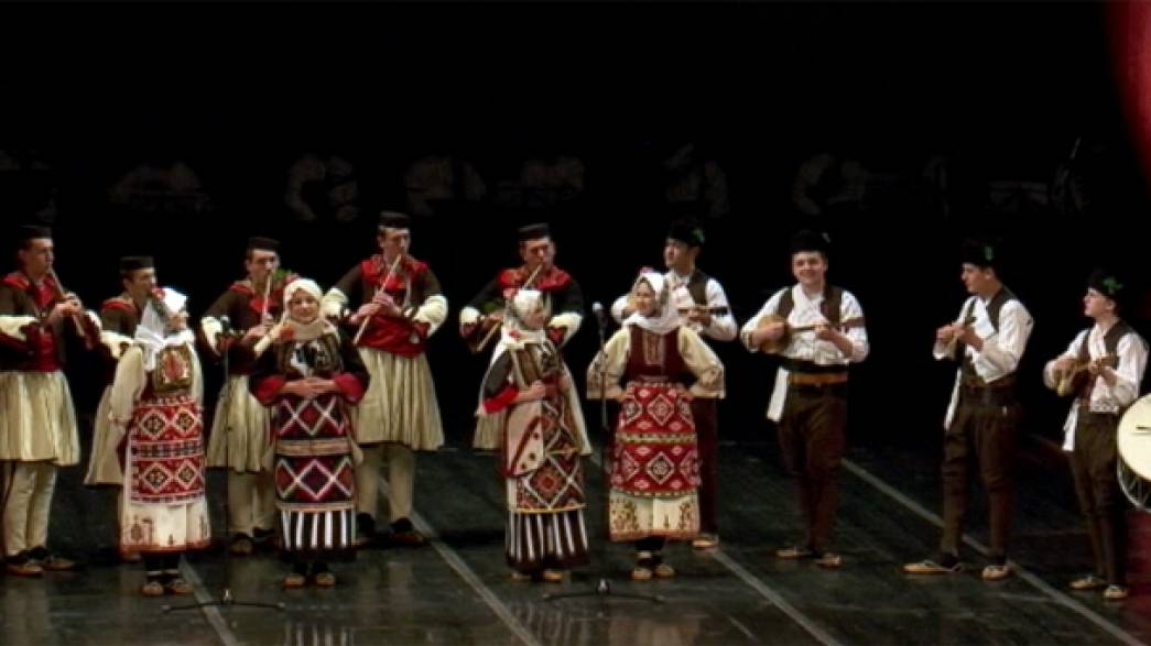 The soul of the young Macedonian nation
