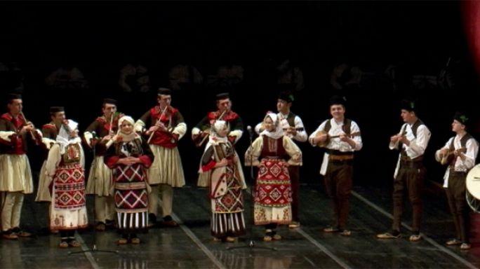 Македонская культура - душа молодой нации