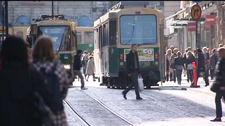 Finlândia enfrenta subida do populismo