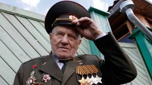 Victory Day marks the ending of World War II