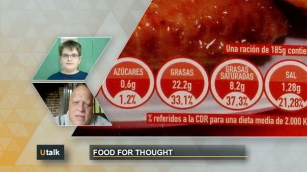 Здоровье: меньше сахара, соли и жиров