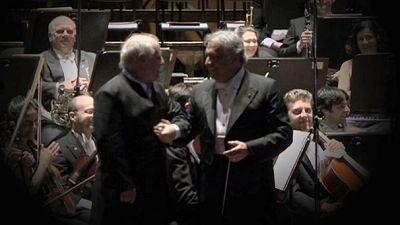A amizade harmoniosa de Mehta e Barenboim