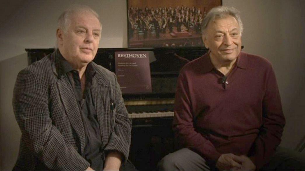 Bonus Daniel Barenboim & Zubin Mehta