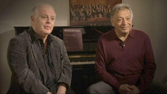 Bónus: Zubin Mehta e Daniel Barenboim