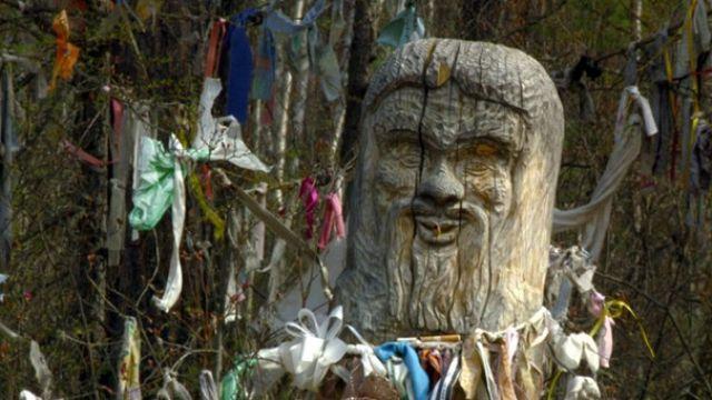 Los espíritus de la Perla de Siberia, Baikal