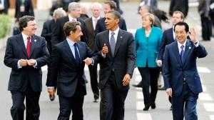 G8 talks to focus on Arab uprising and economic recovery