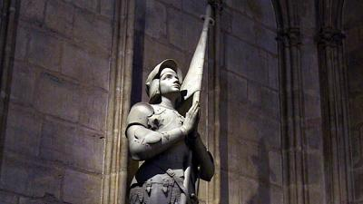 Back in the Day: Joan of Arc burned at the stake