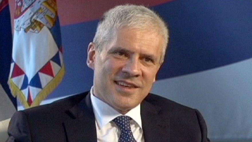 Entrevista con Boris Tadic tras la entrega a La Haya de Ratko Mladic