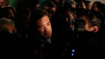 """Eleições Legislativas 2011: Pedro Passos Coelho pede """"coragem e paciência"""" aos portugueses"""