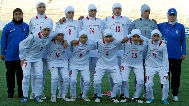 گفتگو با رییس فدراسیون فوتبال ایران در باره محرومیت تیم ملی زنان