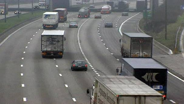 Trucks to pay more to use EU roads
