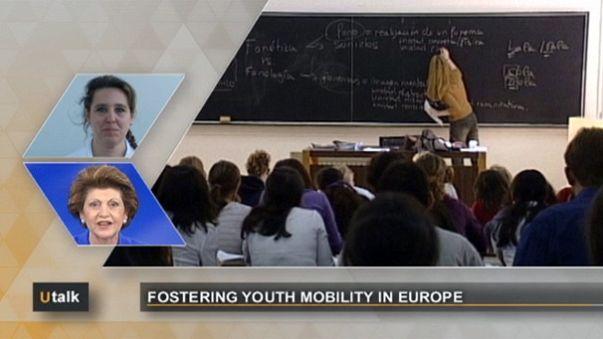 Promover a mobilidade dos jovens na Europa