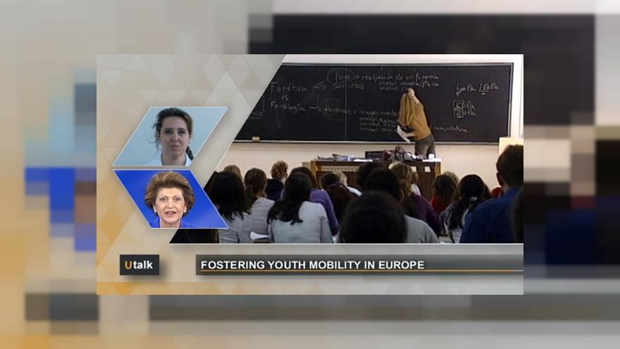 ما هي فرص الشباب الأوروبي للانتقال للدراسة والعمل بالخارج؟