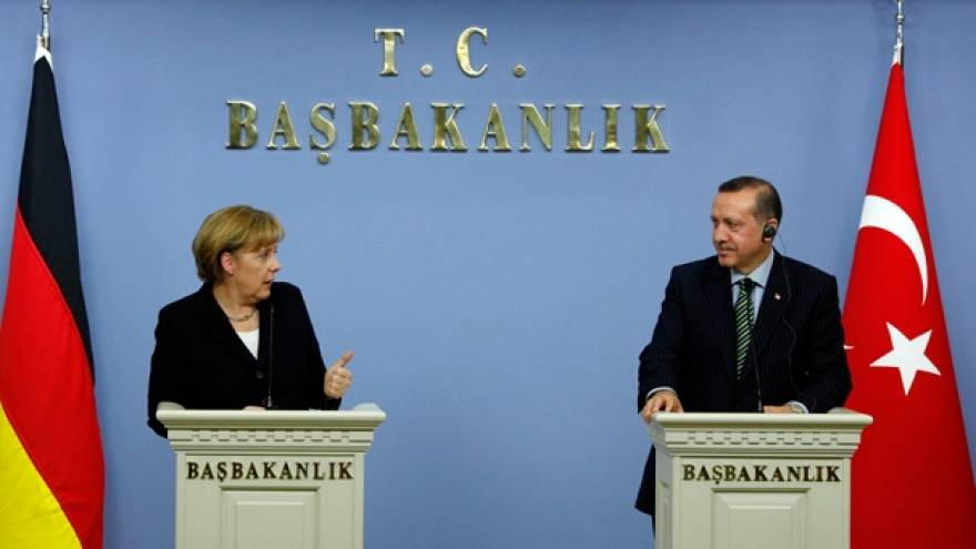 Turkey's EU membership ambitions