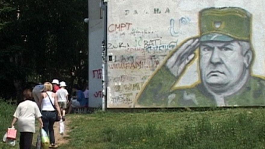Les Serbes divisés après l'arrestation de Ratko Mladic